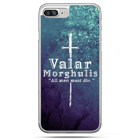 Etui na telefon iPhone 8 Plus - Valar morghulis