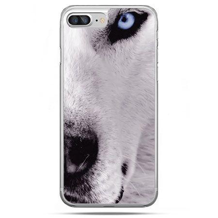 Etui na telefon iPhone 8 Plus - wilk
