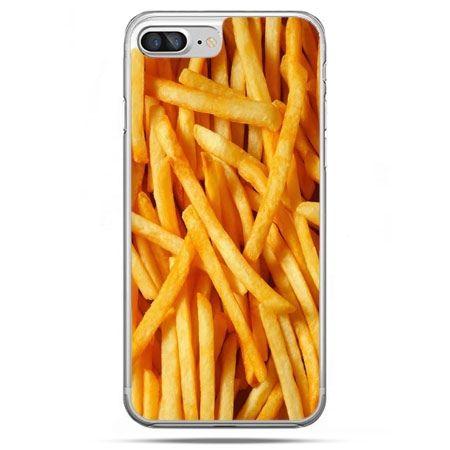 Etui na telefon iPhone 8 Plus - frytki