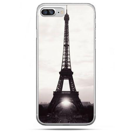 Etui na telefon iPhone 8 Plus - Wieża Eiffla