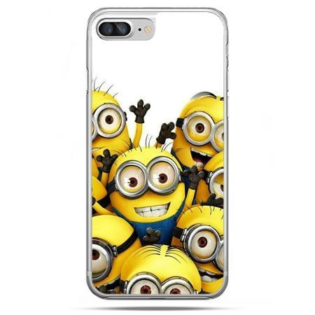 Etui na telefon iPhone 8 Plus - Minionki