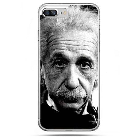 Etui na telefon iPhone 8 Plus - Albert Einstein