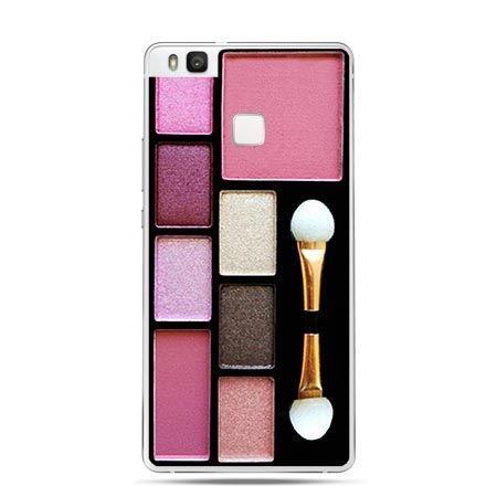 Etui na Huawei P9 Lite zestaw do makijażu.