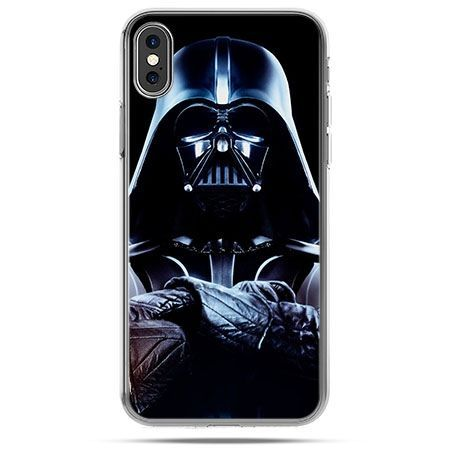 Etui na telefon iPhone X - Dart Vader Star Wars