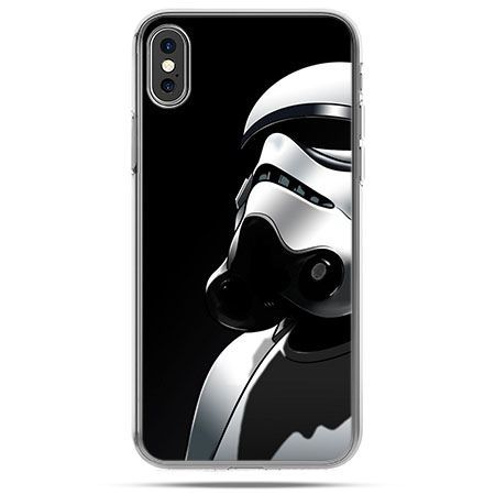 Etui na telefon iPhone X - Klon Star Wars