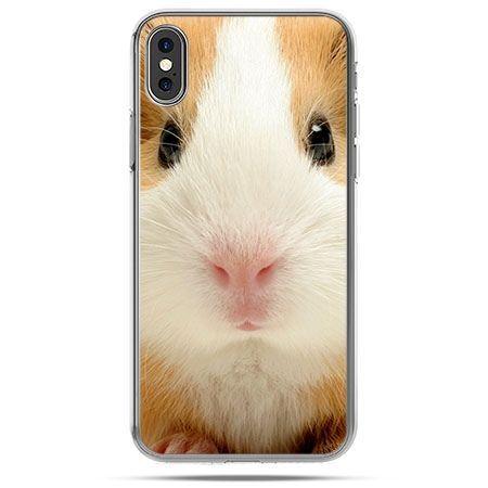 Etui na telefon iPhone X - chomik