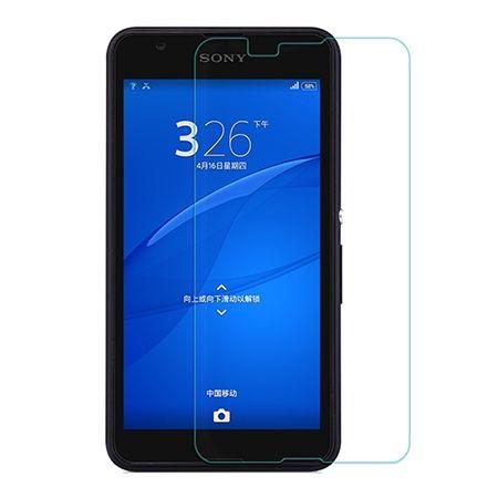 Sony Xperia E4g hartowane szkło ochronne na ekran 9h.