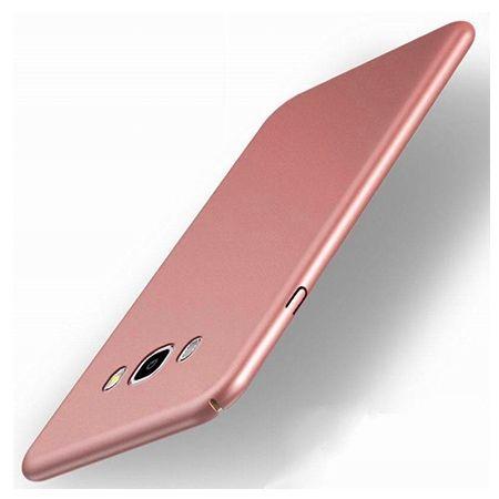 Etui na telefon Samsung Galaxy J5 2016 Slim MattE - różowy.