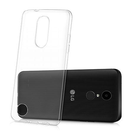Etui na LG K4 2017 silikonowe, przezroczyste crystal case.