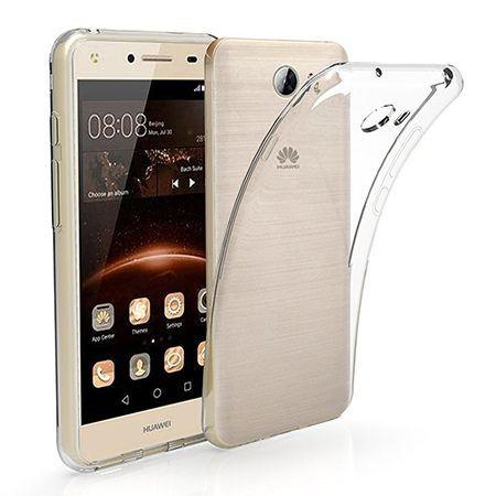 Etui na Huawei Y5 II silikonowe, przezroczyste crystal case.