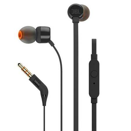 Słuchawki douszne JBL - Czarne.