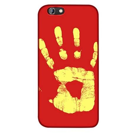 Termiczne etui na iPhone 6 / 6s elastyczne - czerwony.