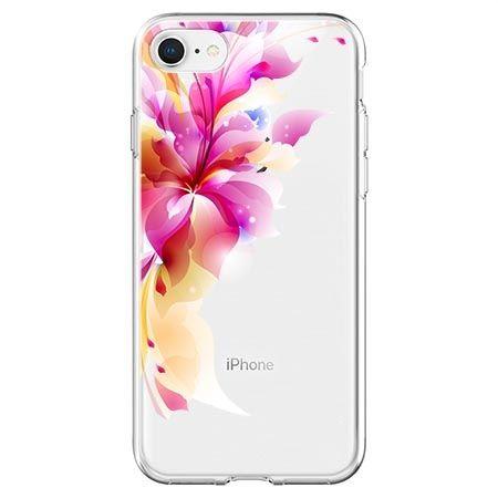 Etui na telefon - bajeczny kwiat.