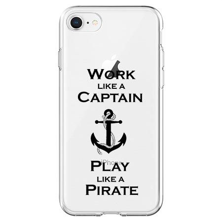 Etui na telefon - Work like a Captain…