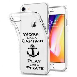 Etui na telefon - Work like a Captain…