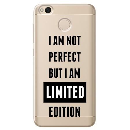 Etui na Xiaomi Redmi 4X - I Am not perfect…