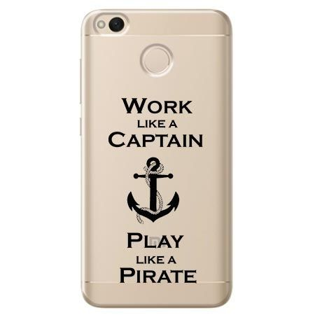 Etui na Xiaomi Redmi 4X - Work like a Captain…
