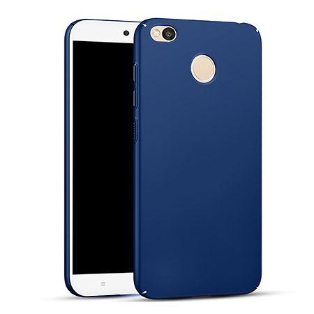 Etui na telefon Xiaomi Redmi 4X -  Slim MattE - Granatowy.
