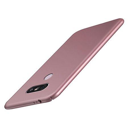 Etui na telefon LG G6 -  Slim MattE - Różowy.