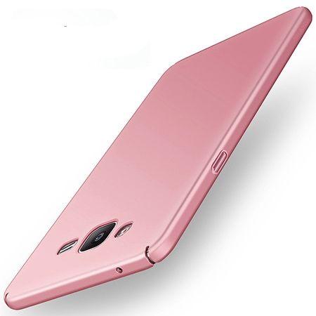 Etui na telefon Samsung Galaxy J3 2016 - Slim MattE - Różowy.