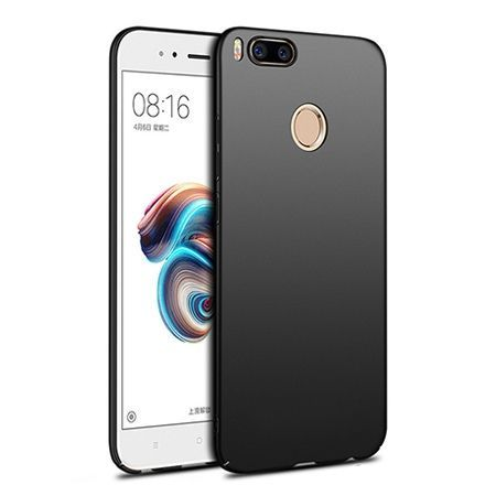 Etui na telefon Xiaomi Mi A1 - Slim MattE - Czarny.