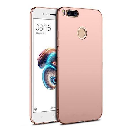 Etui na telefon Xiaomi Mi A1 - Slim MattE - Różowy.