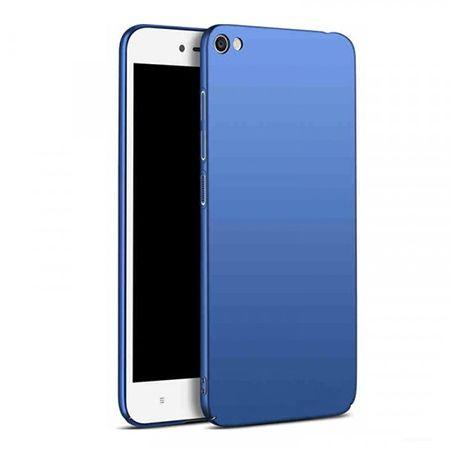Etui na telefon Xiaomi Redmi Note 5A -  Slim MattE - Granatowy.