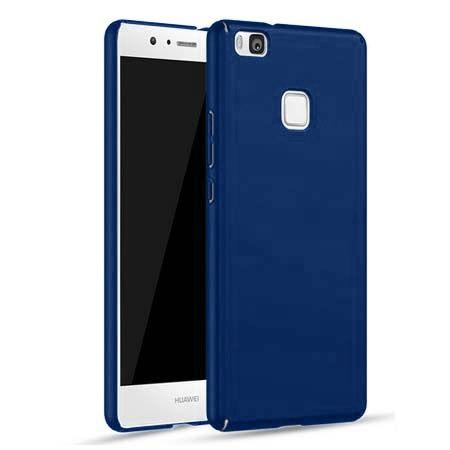 Etui na telefon Huawei P9 Lite - Slim MattE - Granatowy.