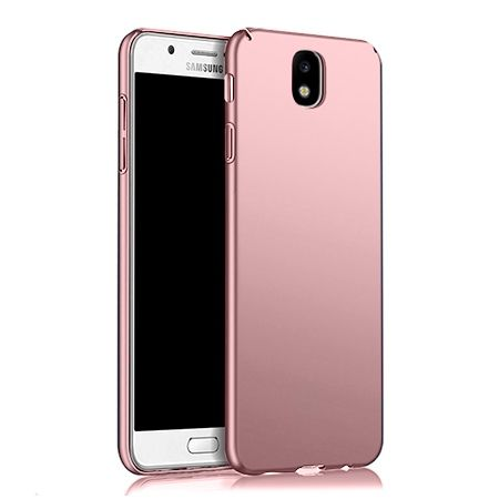 Etui na telefon Samsung Galaxy J3 2017 - Slim MattE - Różowy.
