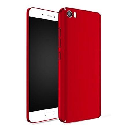 Etui na telefon Xiaomi Mi 5  - Slim MattE - Czerwony.