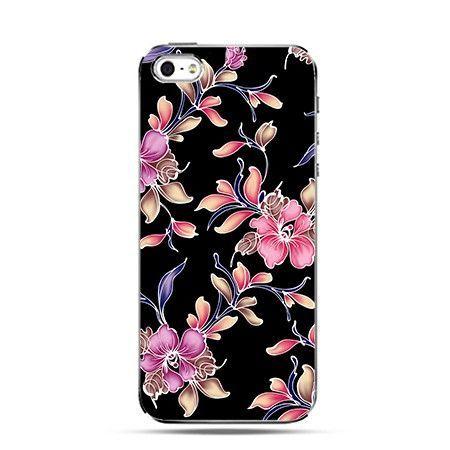 Etui orientalne kwiaty