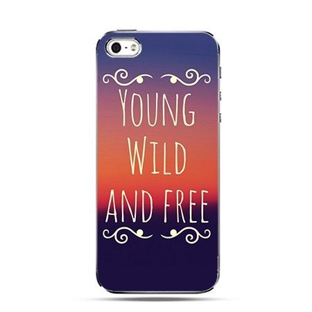 Etui Young Wild and Free