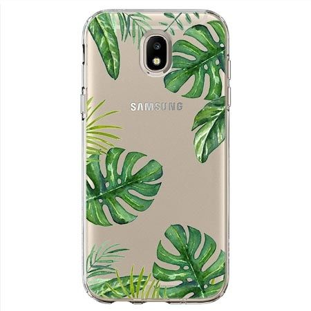 Etui na Samsung Galaxy J7 2017 - Welcome to the jungle.