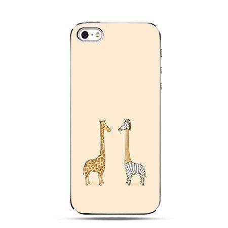 Etui dwie żyrafy