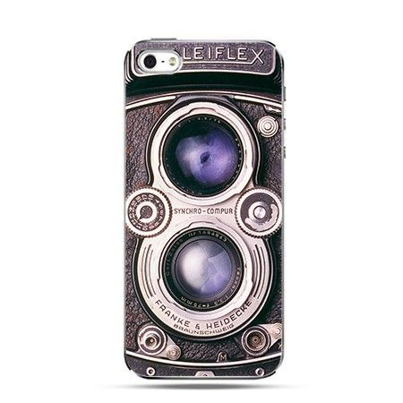 Etui aparat Rolleiflex