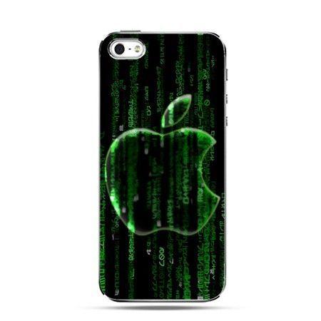 Etui matrix logo Apple