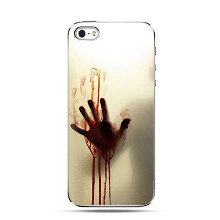 Etui ręka zombie