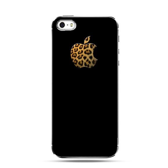 Etui panterka logo Apple
