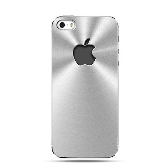 Etui aluminium logo Apple
