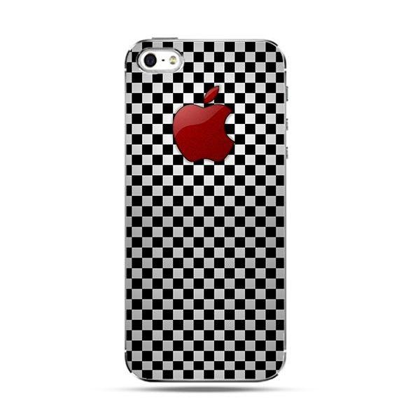 Etui sportowa krata logo Apple