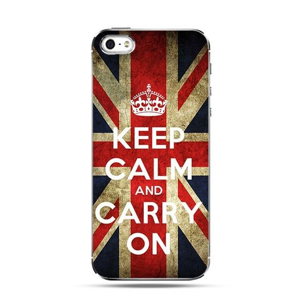 Etui Keep Calm and Carry On