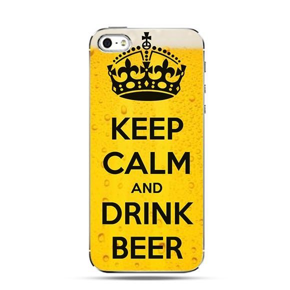 Etui Keep Calm and Drink Beer