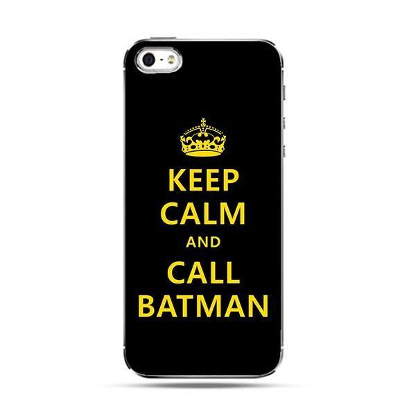Etui Keep Calm and Call Batman
