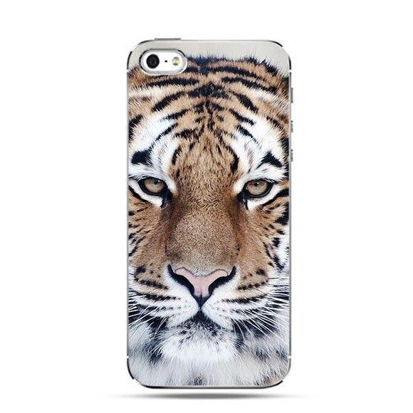 Etui tygrys biały