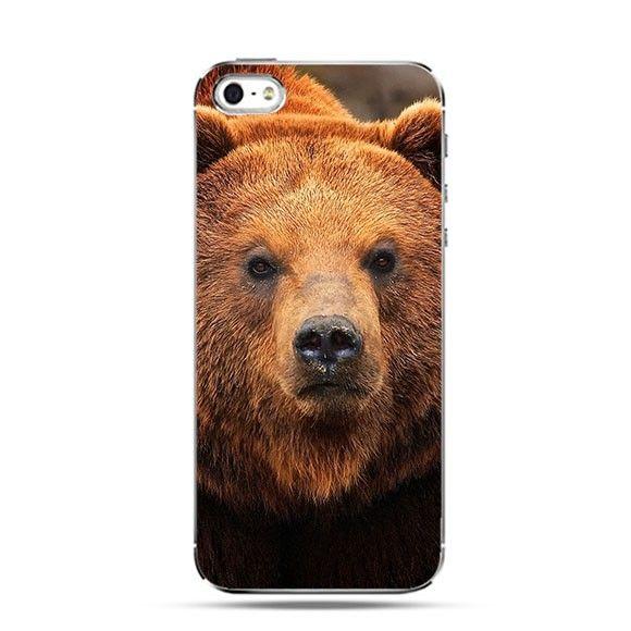 Etui niedźwiedź brunatny
