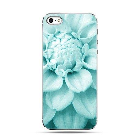 Etui niebieski kwiat Dali