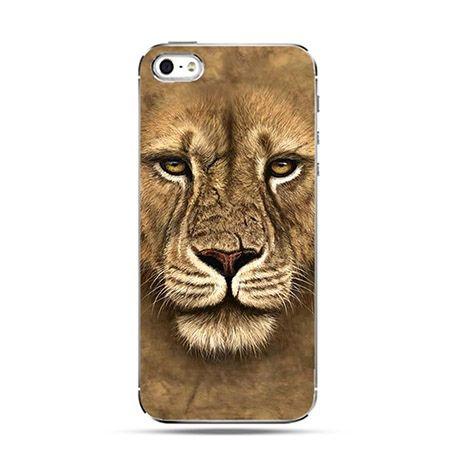 Etui król lew Face 3d