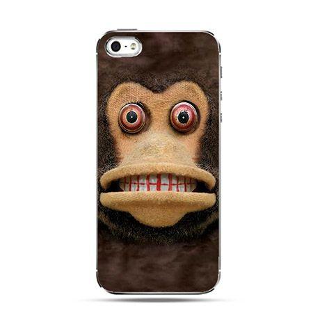 Etui śmieszna małpa Face 3d