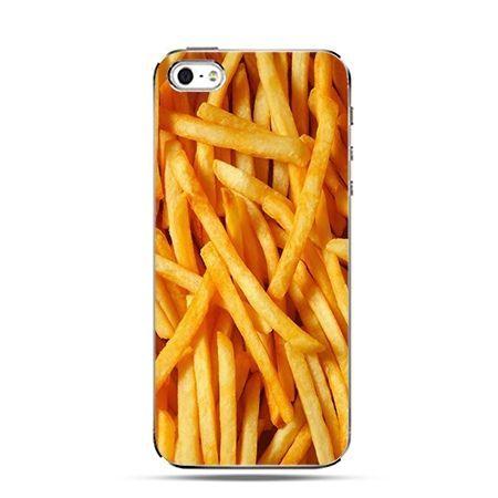 Frytki - Twarde Etui z nadrukiem iPhone 6 plus