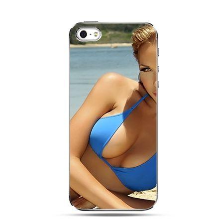 Laska w bikini - Twarde Etui z nadrukiem iPhone 6 plus